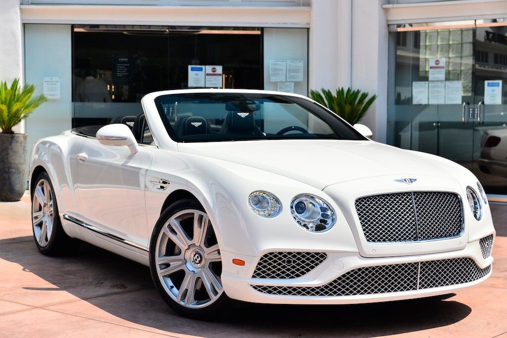 2017 Bentley Continental GT V8 V8 Lawrence KS