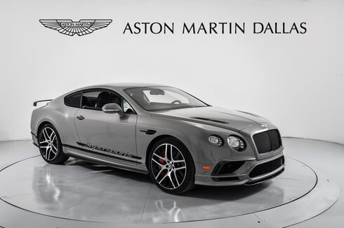 2017_Bentley_Continental GT_W12_ Dallas TX