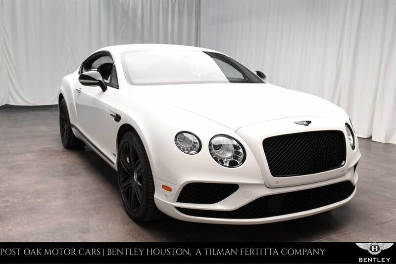 used 2017 bentley continental gt w12 in houston tx