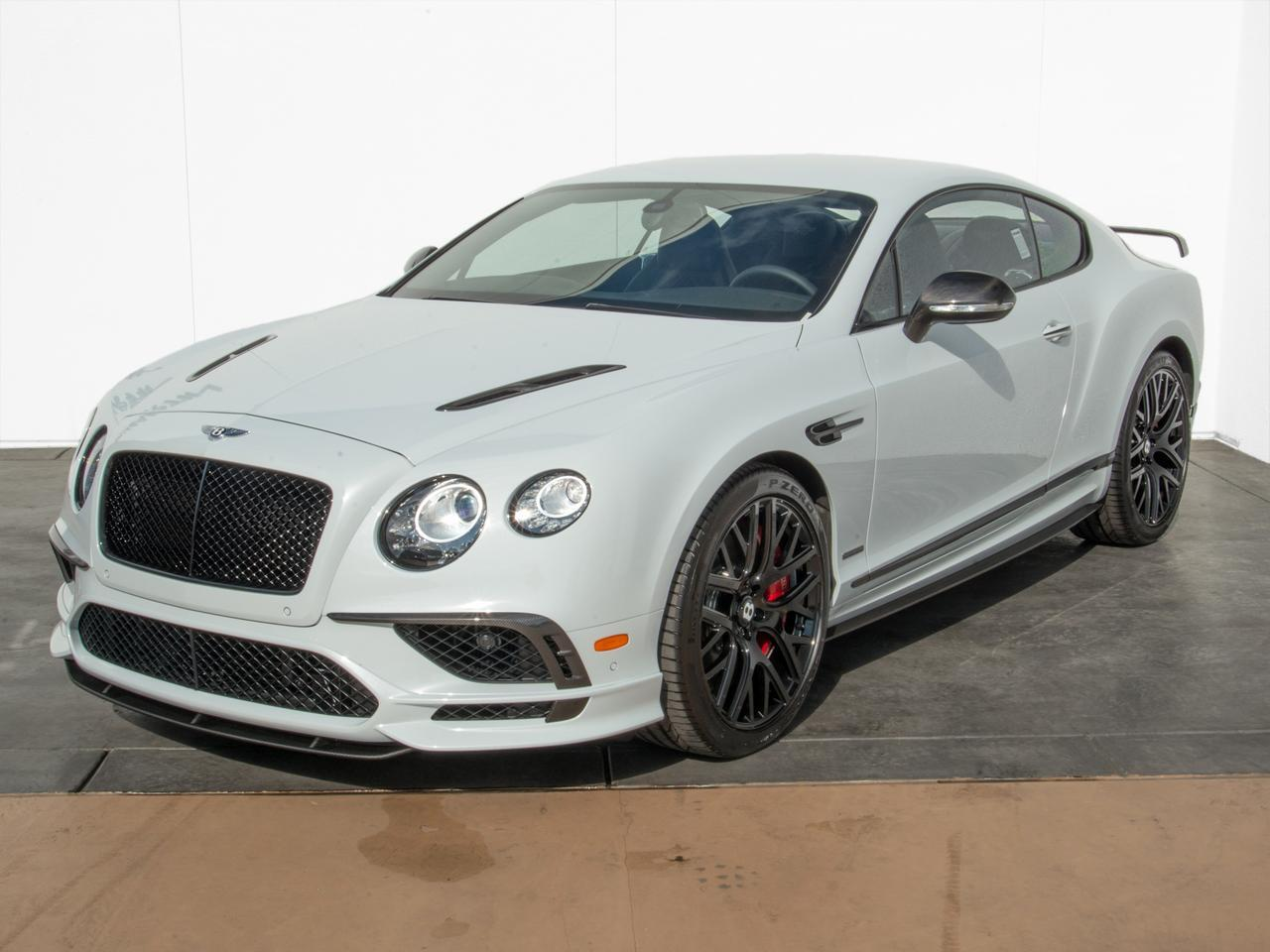2017 Bentley Continental Supersports GT Supersports