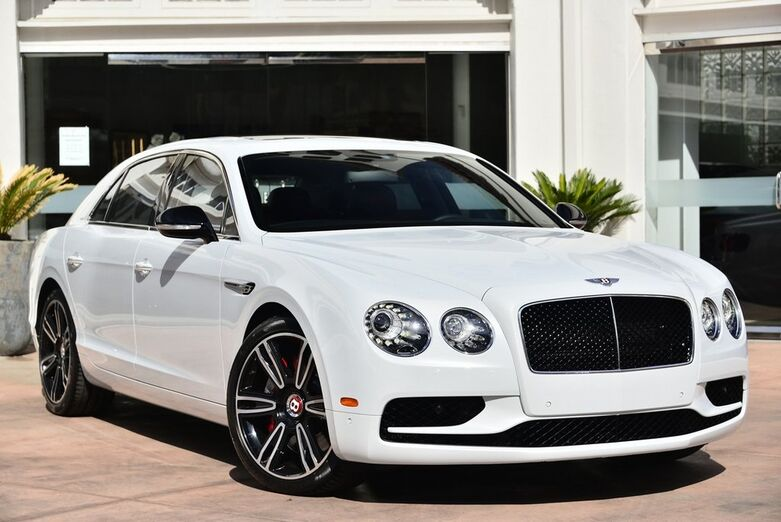 2017 Bentley Flying Spur V8  Beverly Hills CA