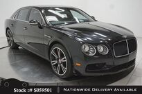 Bentley Flying Spur V8 NAV,CAM,SUNROOF,CLMT STS,PARK ASST,21IN WHLS 2017