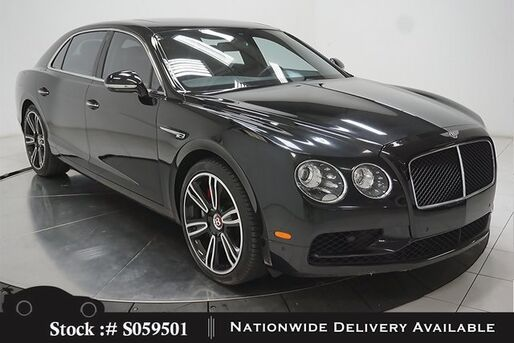 2017_Bentley_Flying Spur_V8 NAV,CAM,SUNROOF,CLMT STS,PARK ASST,21IN WHLS_ Plano TX