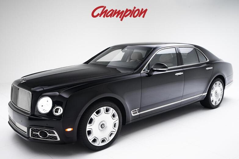2017 Bentley Mulsanne  Pompano Beach FL