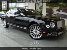 2017_Bentley_Mulsanne__ Raleigh NC