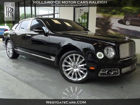 2017 Bentley Mulsanne 4DR SDN Raleigh NC