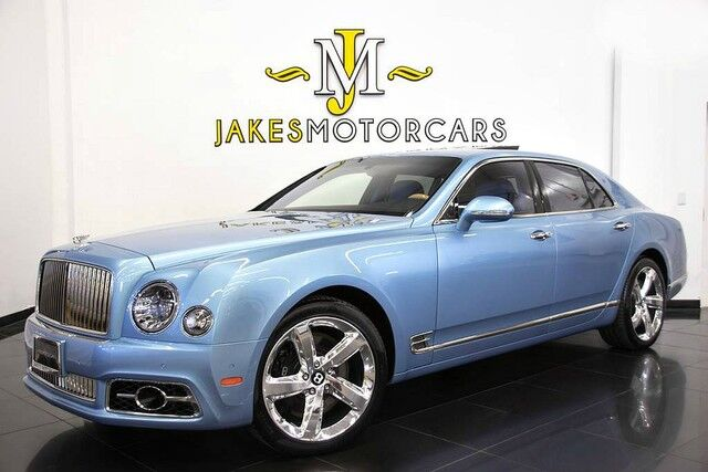 2017 Bentley Mulsanne Speed~$432,776 MSRP~SPECIAL ORDERED~ 1 OF 1 San Diego CA
