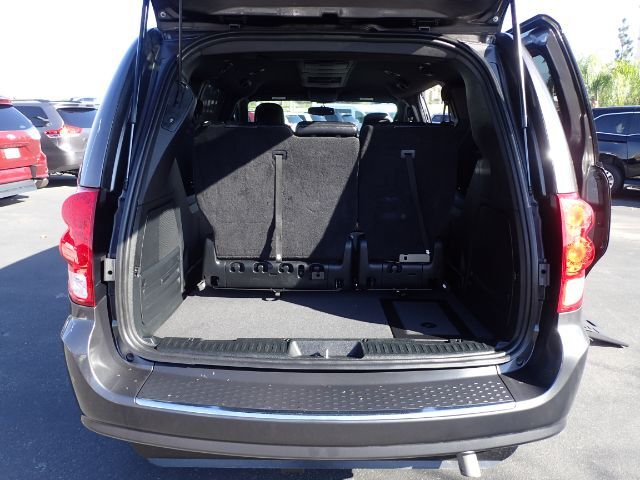 2017 BraunAbility Dodge Grand Caravan GT w/ Power Ramp Anaheim CA