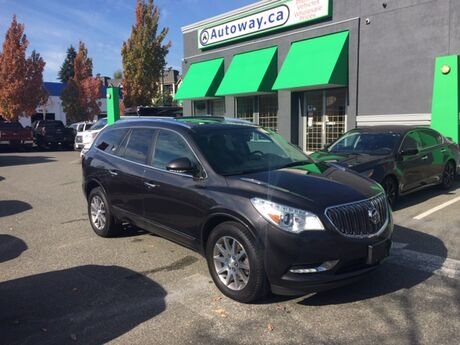 2017 Buick Enclave AWD | Sunroof | Rear Camera | 7-Passenger Coquitlam BC