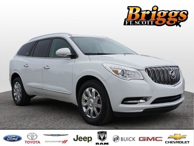 2017 Buick Enclave AWD 4dr Leather Fort Scott KS