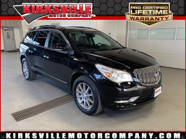 2017 Buick Enclave AWD 4dr Leather Kirksville MO