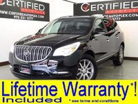 Buick Enclave AWD BLIND SPOT MONITOR LEATHER HEATED SEATS REAR CAMERA REAR PARKING AID 2017