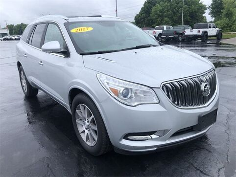 2017_Buick_Enclave_AWD LEATHER_ Evansville IN