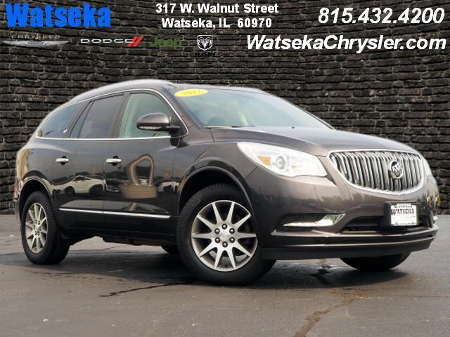 2017 Buick Enclave Convenience Dwight IL