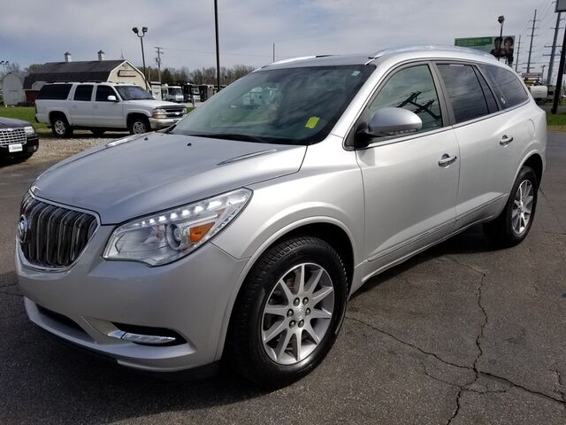 2017 Buick Enclave Convenience Fort Wayne Auburn and Kendallville IN