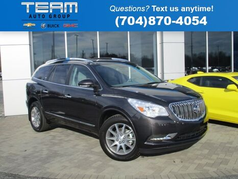 2017_Buick_Enclave_Convenience Group_ Salisbury NC