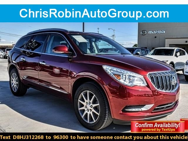 2017 Buick Enclave FWD 4DR CONVENIENCE Odessa TX