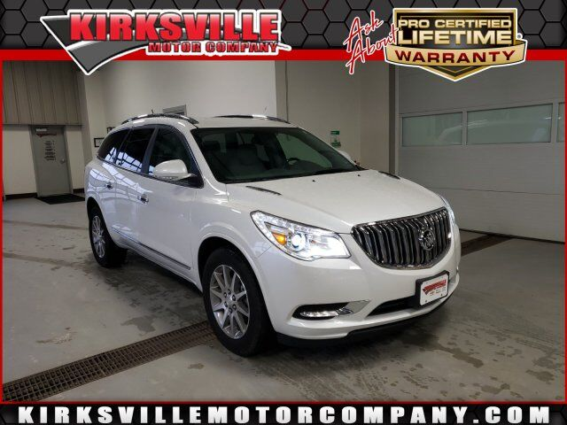 2017 Buick Enclave FWD 4dr Leather Kirksville MO