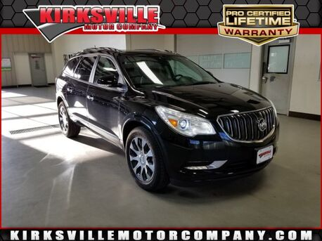 2017_Buick_Enclave_FWD 4dr Leather_ Kirksville MO