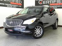Buick Enclave LEATHER 2ND ROW CAPTAIN CHAIRS BLIND SPOT ASSIST REAR CAMERA REAR PARKING A 2017
