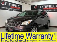Buick Enclave LEATHER GROUP 2ND ROW CAPTAIN SEATS BLIND SPOT ASSIST REAR CAMERA REAR PARK 2017