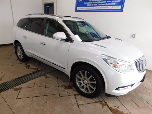 2017 Buick Enclave LEATHER NAVI SUNROOF AWD Listowel ON