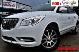 Buick Enclave Leather 4dr Crossover 2017