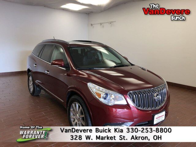 2017 Buick Enclave Leather Akron OH