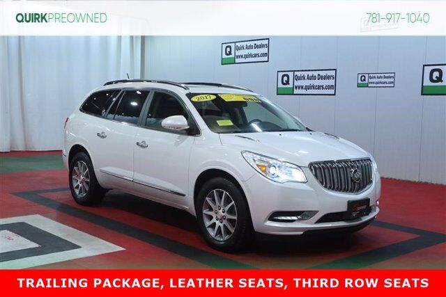 2017 Buick Enclave Leather Braintree MA