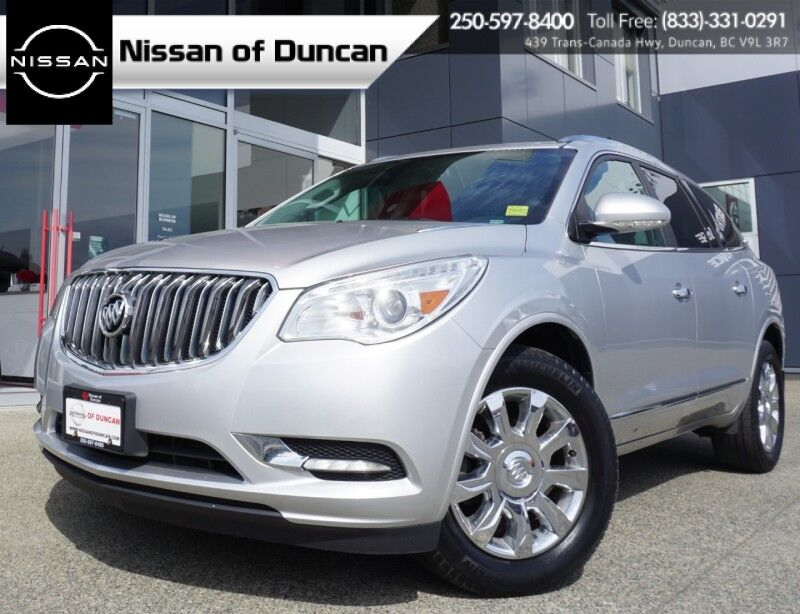 2017 Buick Enclave Leather Duncan BC