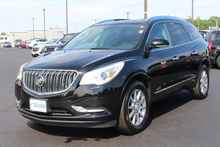 2017 Buick Enclave Leather Fort Wayne Auburn and Kendallville IN