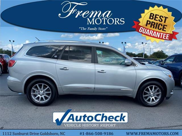 2017 Buick Enclave Leather Front-wheel Drive Goldsboro NC