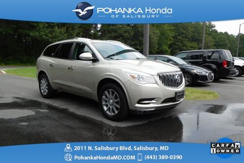 2017_Buick_Enclave_Leather Group ** BEST MATCH ** ONE OWNER **_ Salisbury MD
