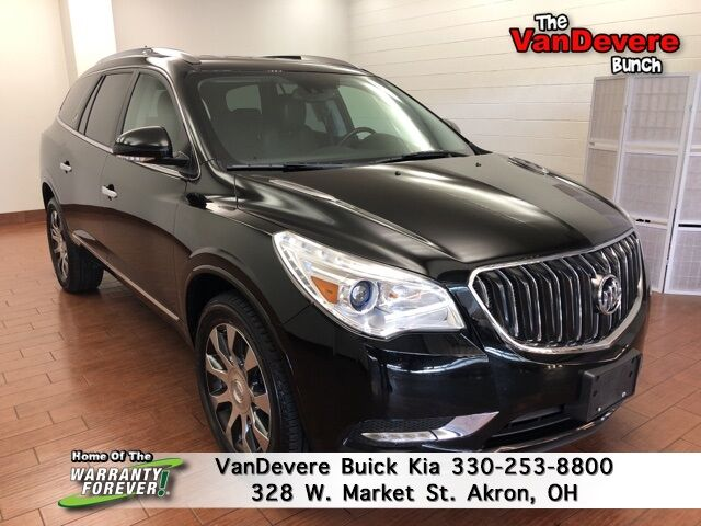 2017 Buick Enclave Leather Group Akron OH
