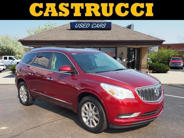 2017 Buick Enclave Leather Group Dayton OH