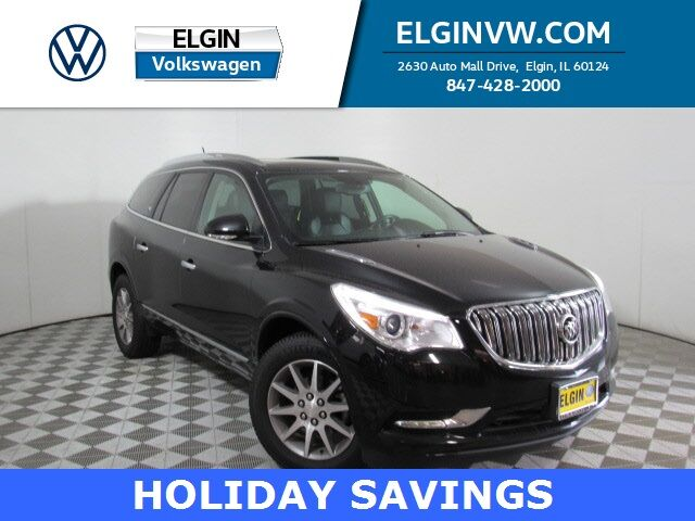 2017 Buick Enclave Leather Group Elgin IL