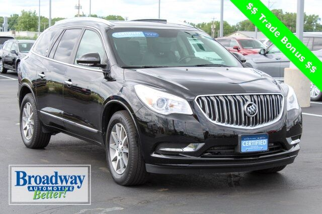 2017 Buick Enclave Leather Group Green Bay WI