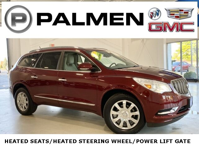 2017 Buick Enclave Leather Group Kenosha WI