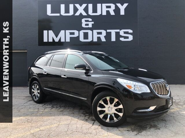 2017 Buick Enclave Leather Group Leavenworth KS