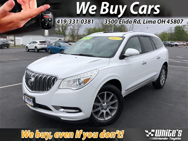 2017 Buick Enclave Leather Group Lima OH