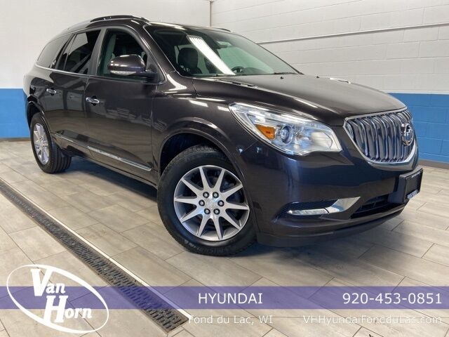 2017 Buick Enclave Leather Group Plymouth WI
