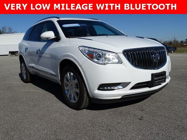 2017 Buick Enclave Leather Group Raleigh NC
