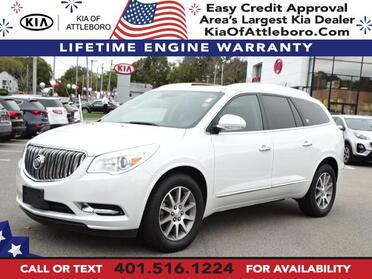 2017_Buick_Enclave_Leather Group_ South Attleboro MA