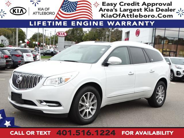 2017 Buick Enclave Leather Group South Attleboro MA