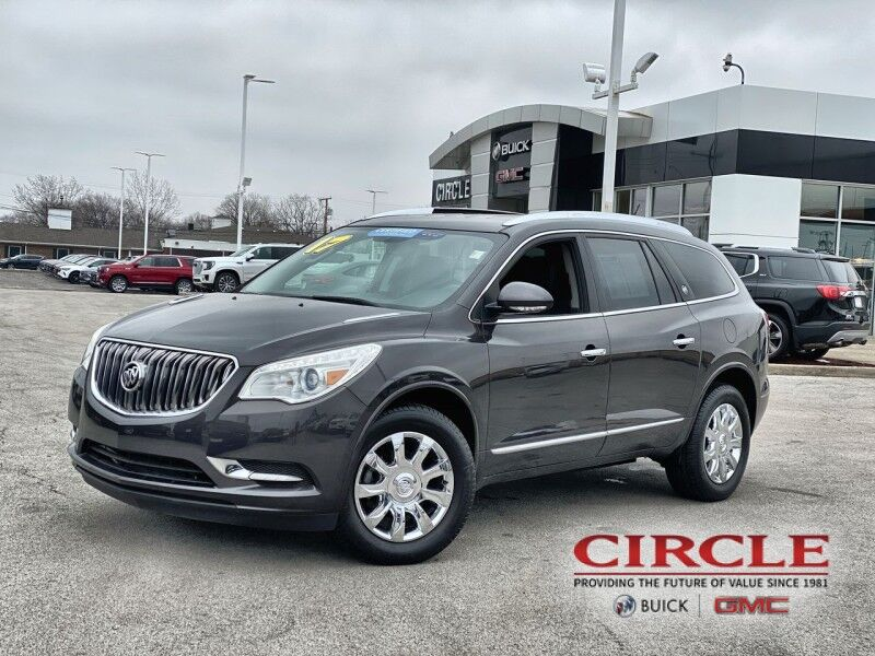 2017 Buick Enclave Leather Highland IN