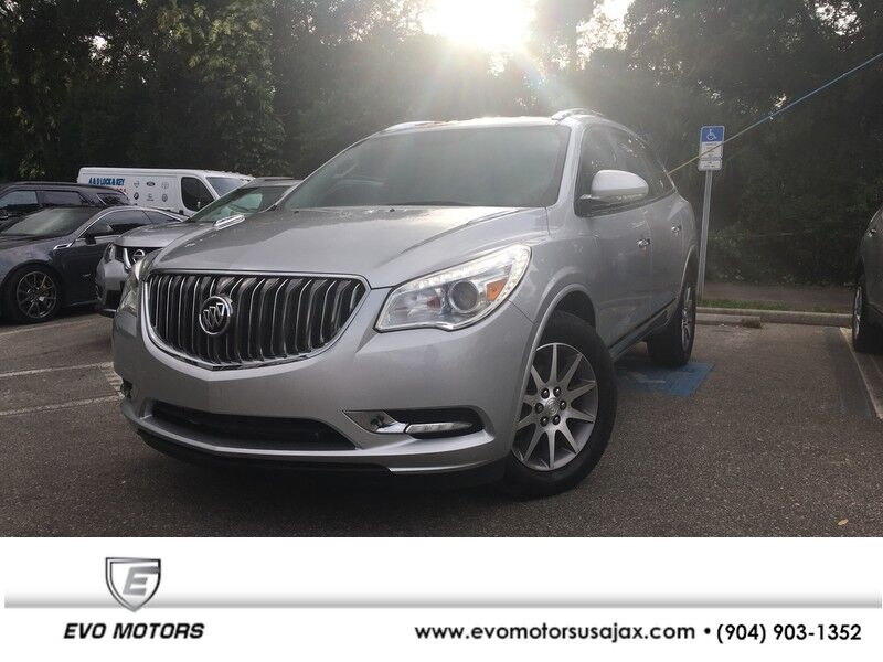 2017 Buick Enclave Leather Jacksonville FL