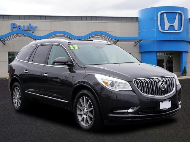 2017 Buick Enclave Leather Libertyville IL