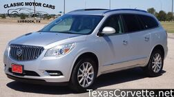 2017_Buick_Enclave_Leather_ Lubbock TX