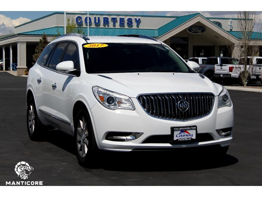 2017 Buick Enclave Leather Pocatello ID