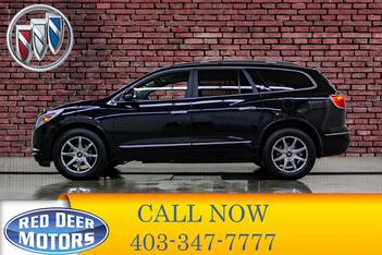 2017_Buick_Enclave_Leather_ Red Deer AB
